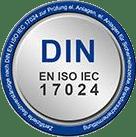 DIN EN ISO IEC 17024